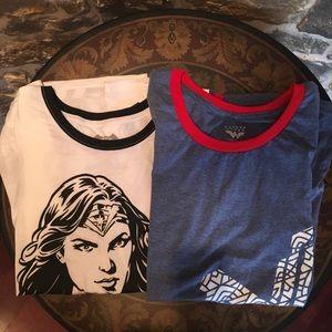 Tops - 3/$15 Super hero t shirt bundle